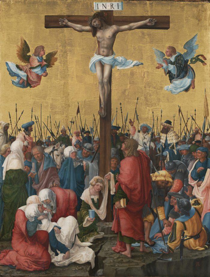 Albrecht Altdorfer: Crucifixion