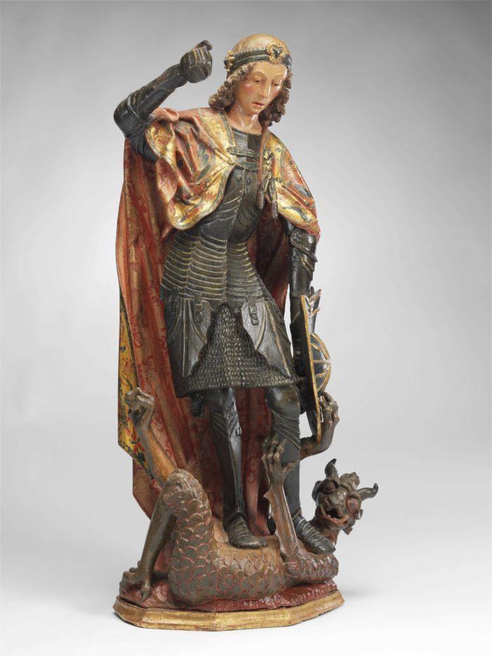 Gil de Siloé: Saint Michael
