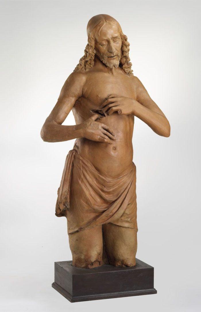 Andrea del Verrocchio: Vir Dolorum