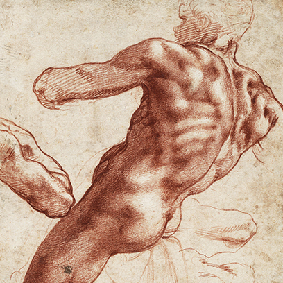The Triumph of the Body – Michelangelo and Sixteenth-century Italian Draughtsmanship