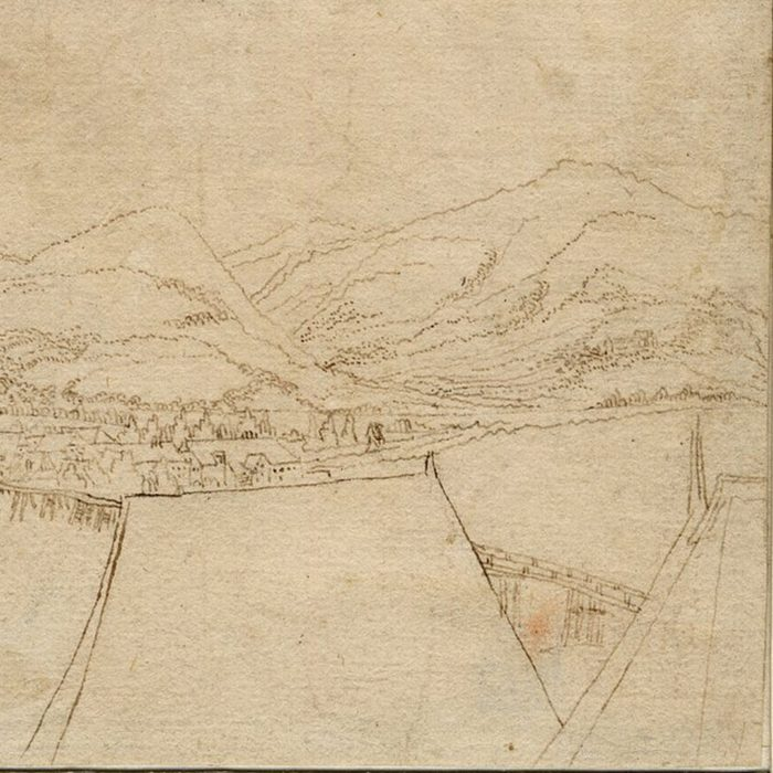 The Beginnings of the Landscape Genre and Imaginary Landscapes